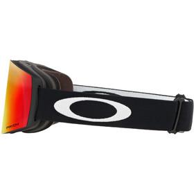 Oakley Fall Line XM Lumilasit Naiset, black/prizm snow torch iridium